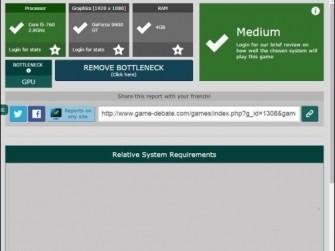 gta5配置检测工具分享 你电脑配置是否足够?