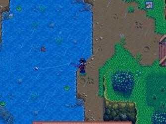星露谷物语八大金星钓鱼点图文攻略