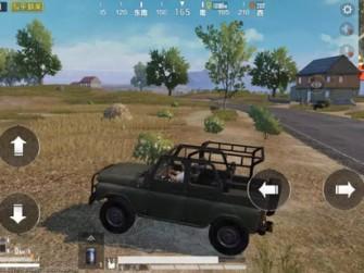 和平精英载具评测 以我海岛车神的车技开车不会翻